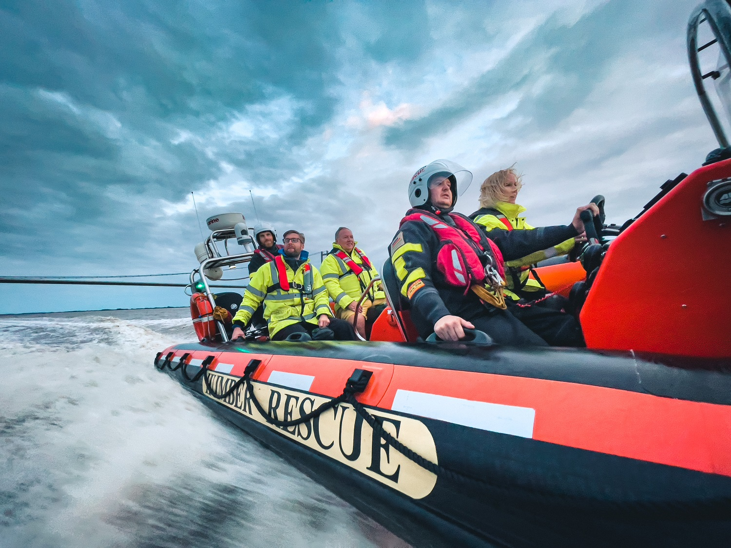 Hamers Solicitors Humber Rescue experience